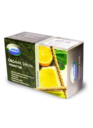 Mecitefendi Organik Sabun - Portakal Yağlı (125 Gr.) Renksiz